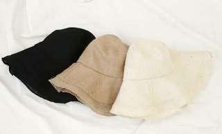 18C260清爽小臉朵朵帽