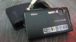 Nikon s6 數位相機
