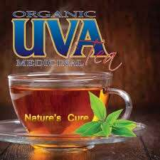 UVA Medicinal Tea Made in Servia Europe