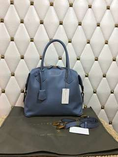 Charles and Keith Leather Tote Bag
