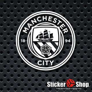 Manchester City Decal