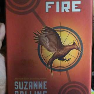 (1st edition) CATCHING FIRE