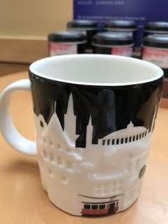 🚚 預購。Starbucks 星巴克-土耳其浮雕杯