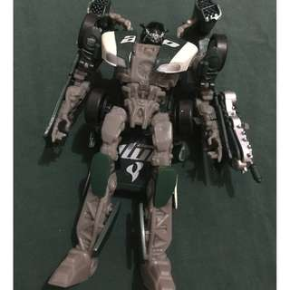 Transformers Dark of the moon deluxe roadbuster mech tech