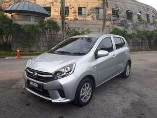 PROMOSI ! Perodua AXIA 2018 utk disewa