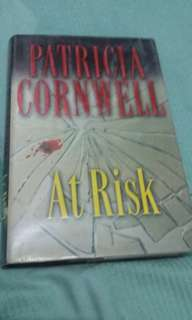 At Risk by Patricia Cornwell