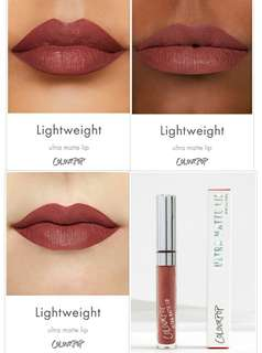 Colourpop Liquid Lipsticks