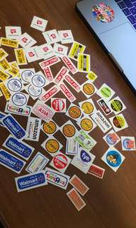 Customer Pre-orders! Funko Pop Stickers