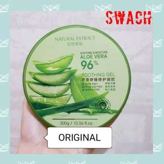 Natural Extract Aloe Vera Shooting Gel 96% ORIGINAL