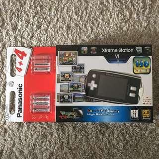 Xtreme Station IV Handheld Console