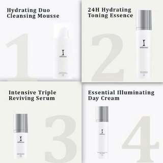 Infinence Essential illuminating Day Cream