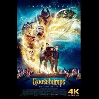 [Rent-A-4K-Movie] GOOSEBUMPS (2015)