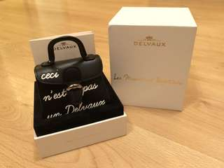 Delvaux Brillant Bag Charms ( Limited Edition )