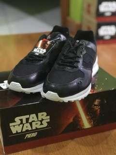 Sepatu Piero Original Jogger Premium Trooper Black BNIB