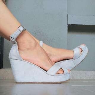 Sandal wedges platform heels casual raya shoes