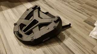 Yamaha Tmax Rack & Givi base plate