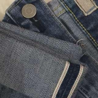 Uniqlo Selvede jeans original