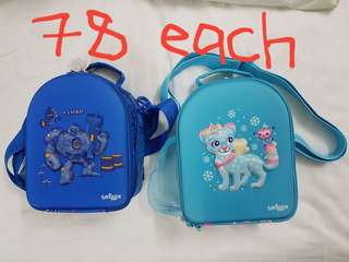 New Smiggle lunchbox