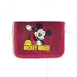 *PRLVD!* MICKEY Wallet