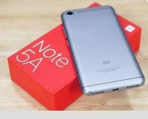 Kredit Xiaomi Mi Note 5A 2/16Gb Gray Resmi TAM