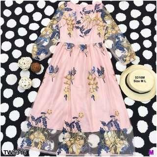 Floral Dress : shop to