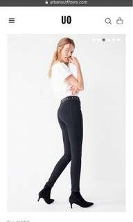 BDG Black Jeans