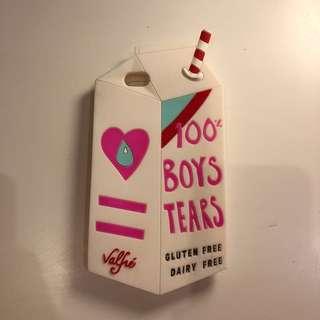 """""""Boys Tears"""" iPhone 6/6s Case"""