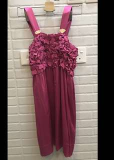 SEE BY CHLOE Party Dress 100%silk