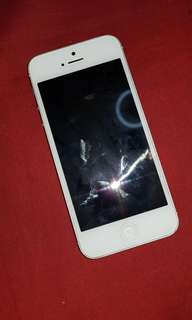 Defective Iphone5