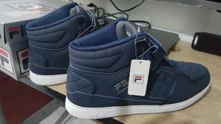 FILA DISPLACE NVY/QUILTS