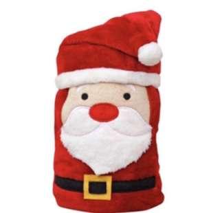 🚚 聖誕老公公被毯