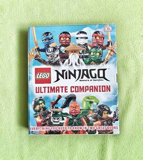 Lego Ninjago Visual Book