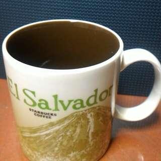 Starbucks city cup Salvador 星巴克薩爾瓦多城市杯