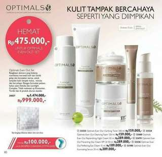 SKINCARE OPTIMALS EVENT OUT