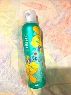 Ban Refresh Floral Aerosol Deodorant (Japanese)