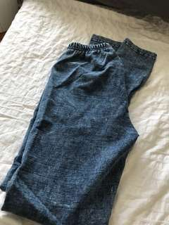 American Apparel Jeggings Size M