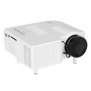Mini Portable Projector (For the Mobile Professionals)