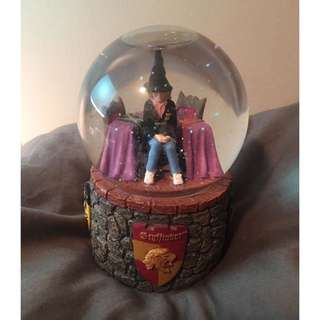 Collectible Harry Potter Snowglobe