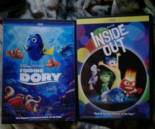 Dvds cartoon