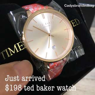 Brand New Authentic Ted Baker Watch