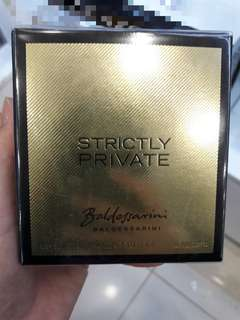 Strictly Private Baldessbarini Perfume