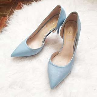 Pointed High Heels Pumps