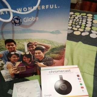 Google Chromecast v2 brand new Sealed w/ Ntc seal