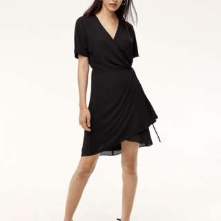 Babaton Wallace Dress (size small, black)