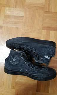 Denim chucks size 7.5