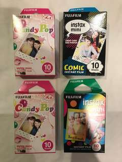 InstaX Mini 8 Film Packs BRAND NEW