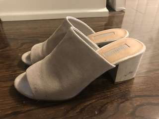 Forever 21 - Mules size 5.5