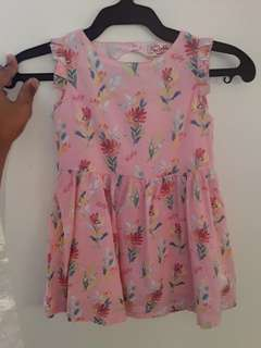 Dress for Little Girl (2T-3T)