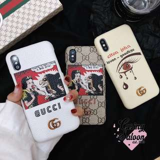 New Gucc* Case Collection