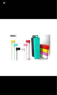 REMAX RM 502 EARPHONE